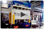Hydraulic Forming Press For Roof Lining