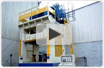 SMC Molding Press 1000 Tons Capacity