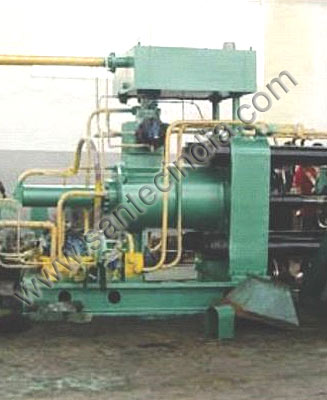 Hydraulic Metal Briqueting Machine